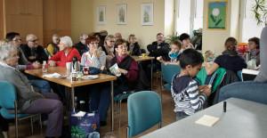 Treffen der Gruppe Massen, November 2013